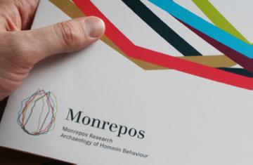 Foto einer Sammelmappe von Monrepos