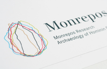 Foto des Logos von Monrepos
