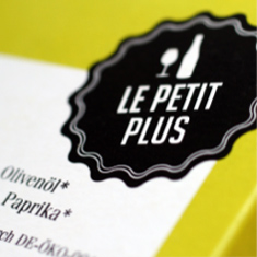 Foto des Packaging Designs von Jacques Weindepot